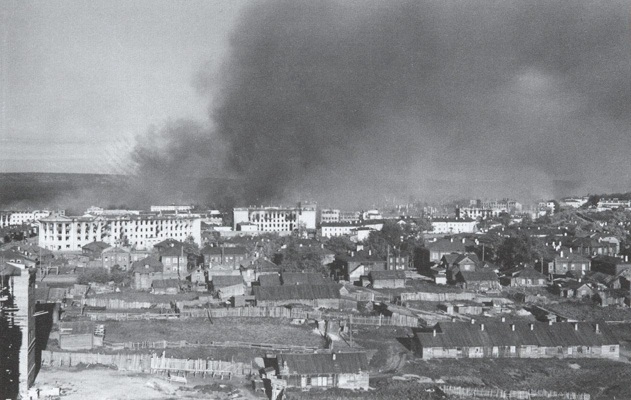 1 октября 1941 года. Яянислинна