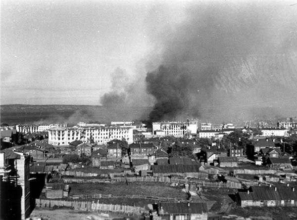 October 1, 1941. Äänislinna