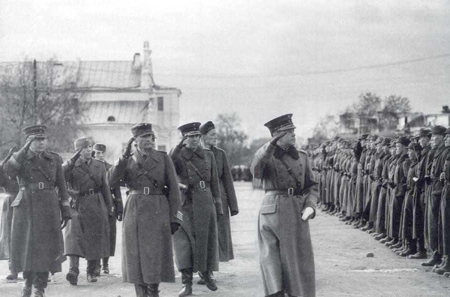 12. lokakuuta 1941. Paraati
