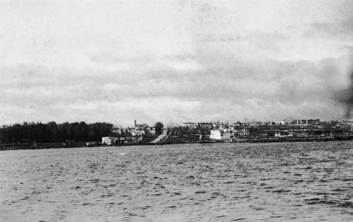 Early 1940's. Äänislinna