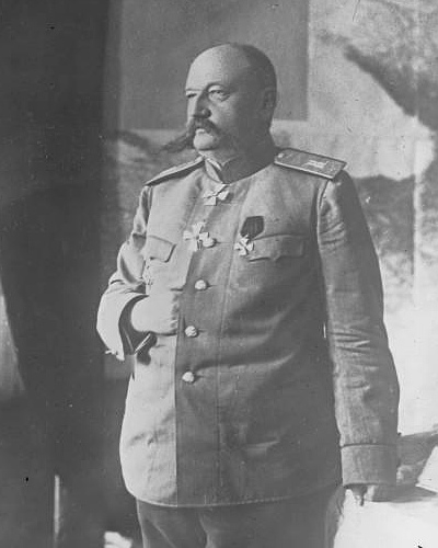 1916. General of the Infantry Nikolai Nikolayevitch Yudenich