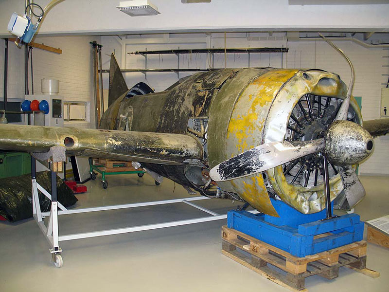 March 6, 2008. Aviation Museum of Central Finland