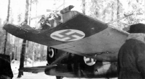 January 24, 1942. BW-372 fighter