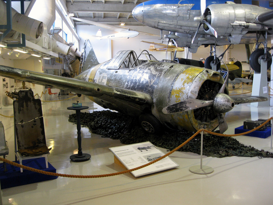 July 4, 2009. Aviation Museum of Central Finland