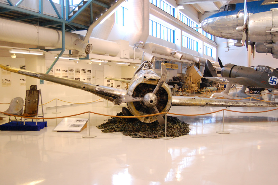 March 6, 2009. Aviation Museum of Central Finland