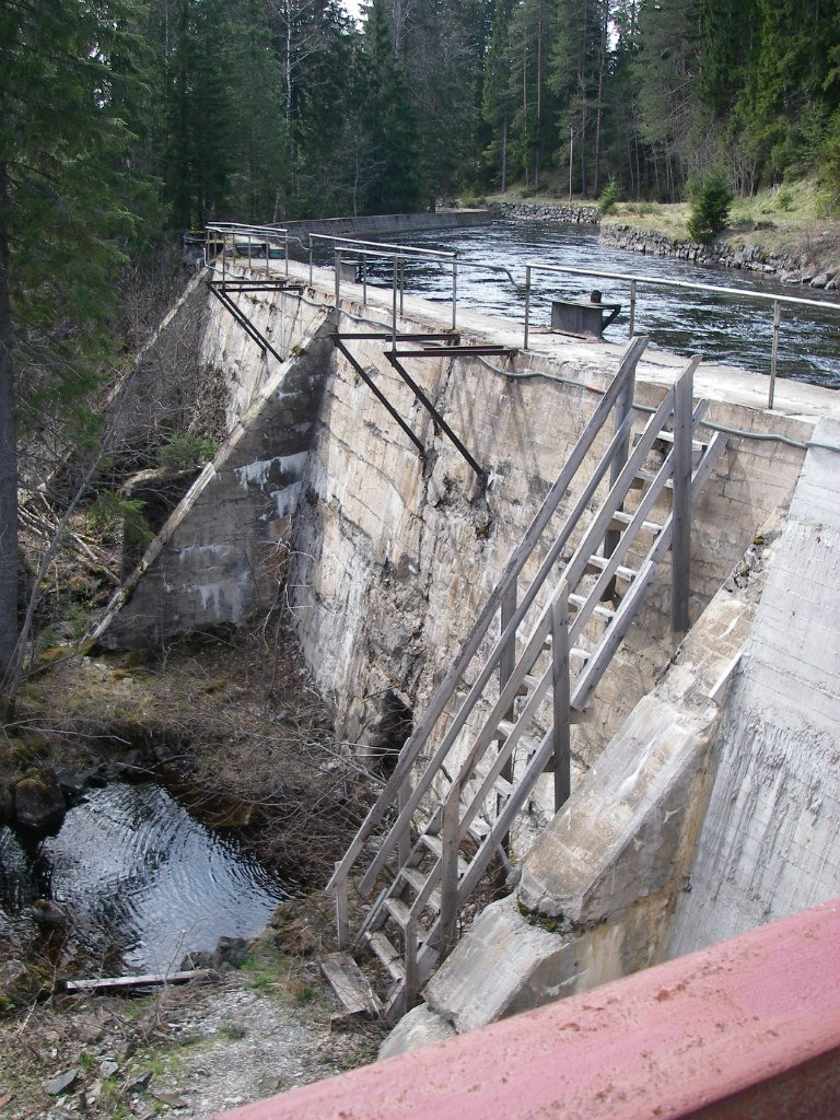 May 12, 2013. Hämekoski hydroelectric power plant