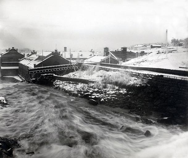 1909 год. Ляскельский завод