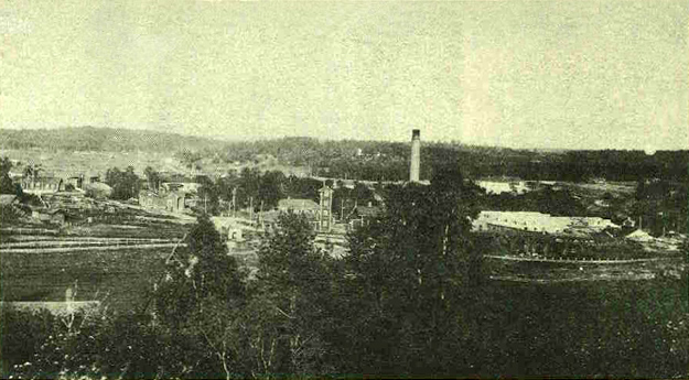 1914 год. Ляскеля