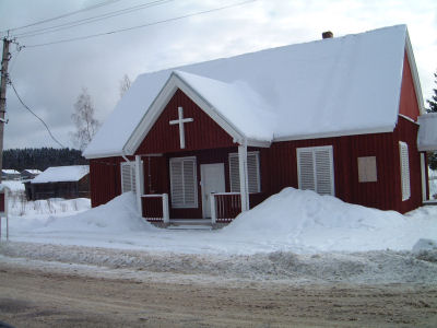 February 2009. Pentecostal church
