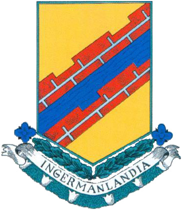 1919. Coat of arms of Ingermanland