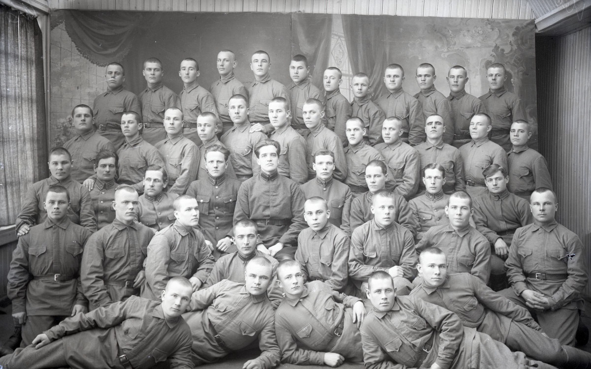 1926 год. Карельский егерский батальон