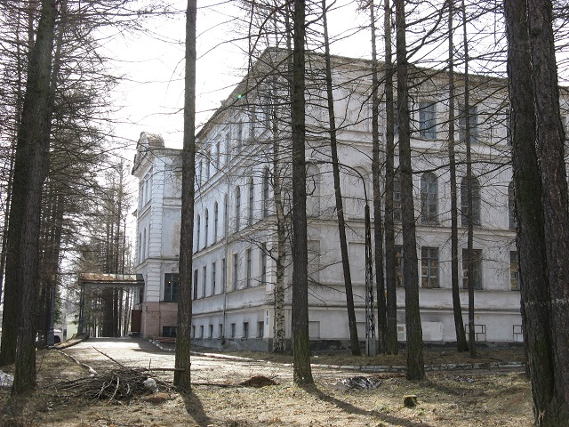 April 23, 2013. Quarters on Gogol street on Petrozavodsk