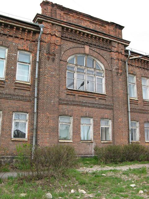 13 мая 2013 года. Петрозаводск. Здание учительской семинарии