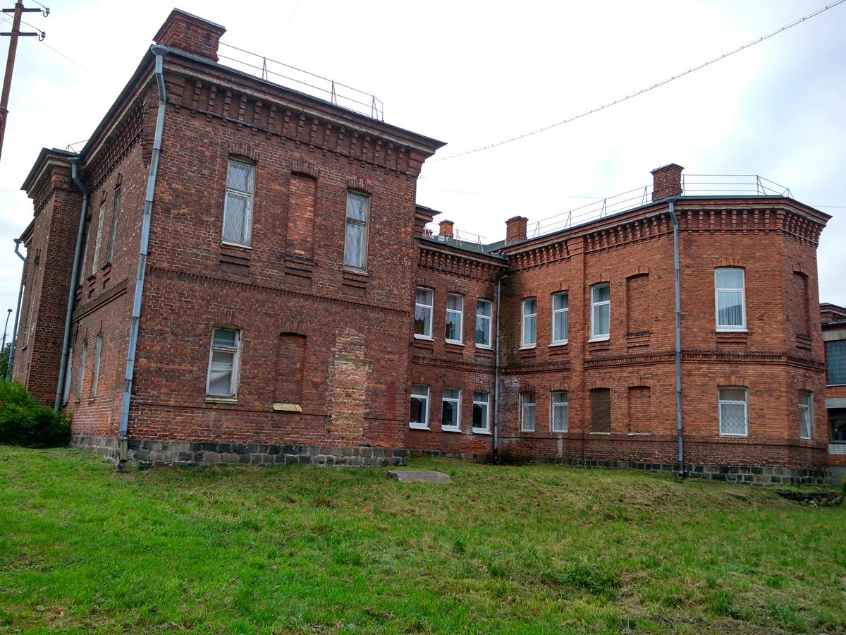 September 28, 2016. Petrozavodsk. Building of teacher's seminary