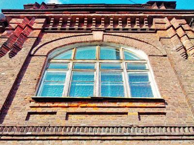 July 2016. Petrozavodsk. Building of teacher's seminary