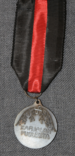 Karelian Commemorative Medal