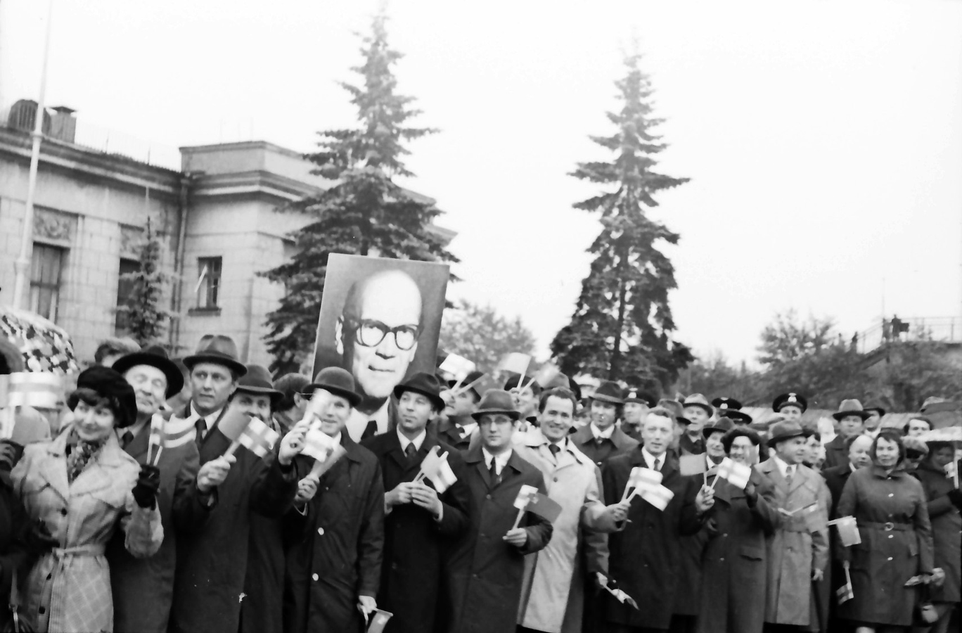 September 16, 1978. President of Finland Urho Kaleva Kekkonen and chairman of the Council of Ministers of the USSR Aleksey Kosygin