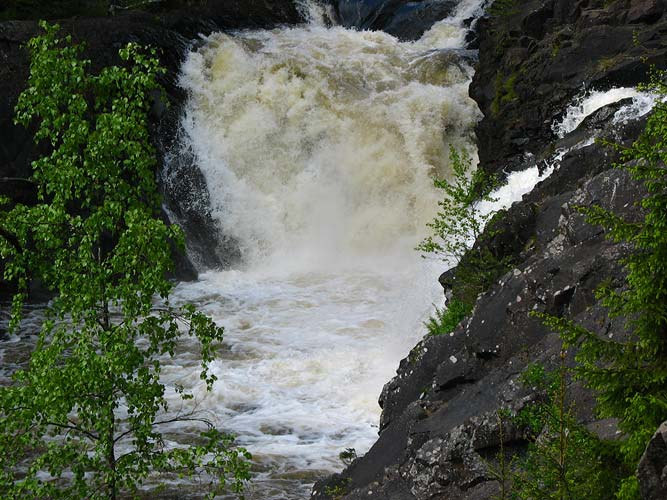 June 11, 2006. Kivatch Waterfalls