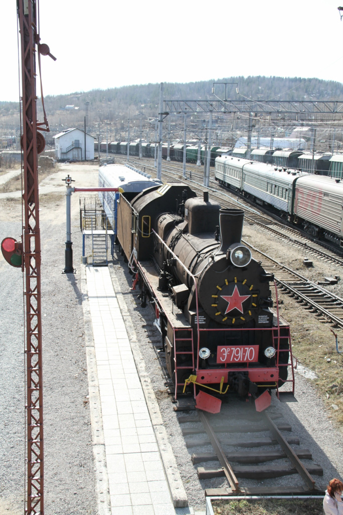 April 25, 2011. Medvezhegorsk