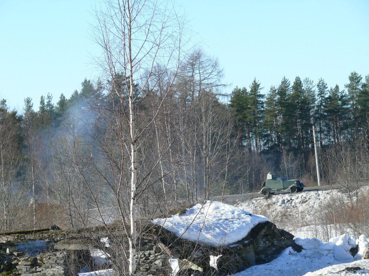 March 15, 2015. Pitkäranta. Winter Festival, 2015