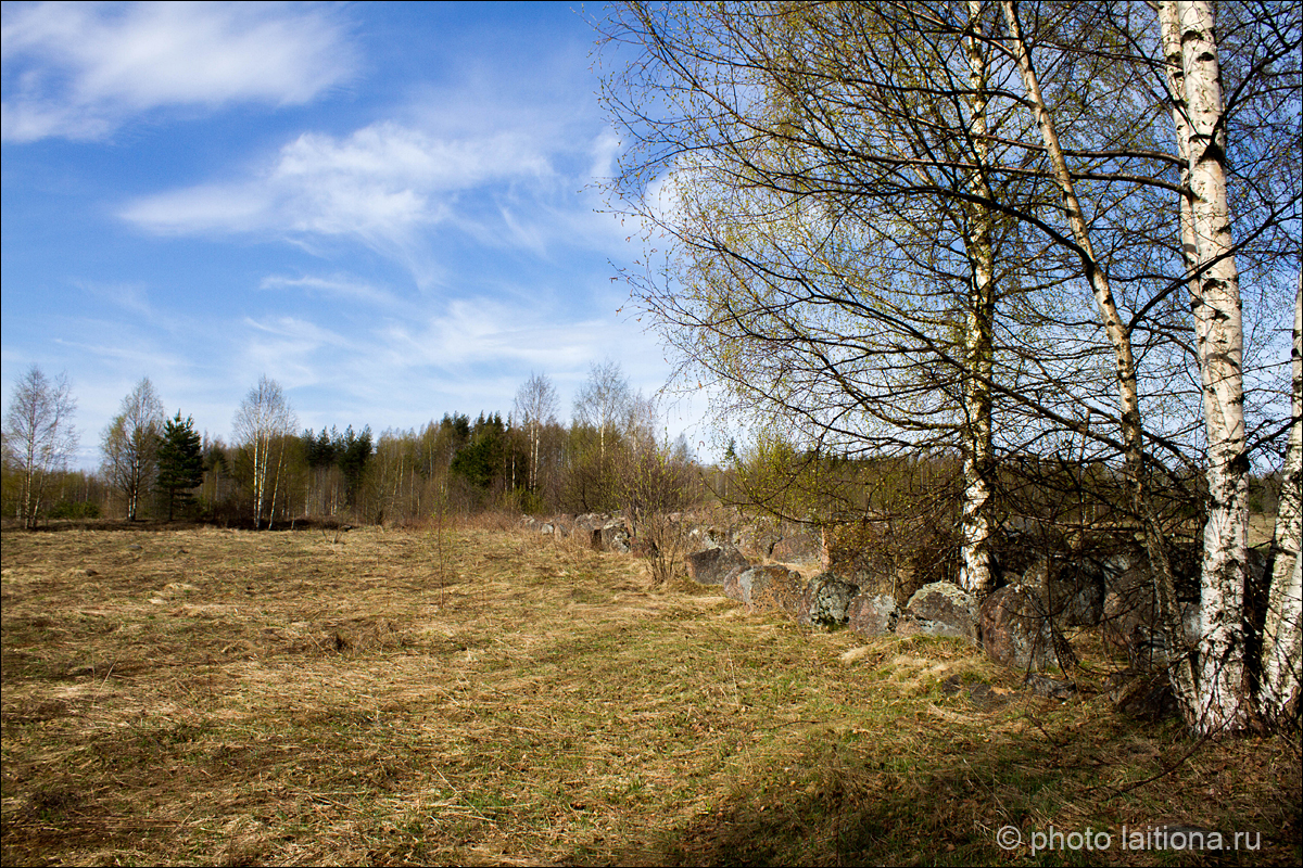 May 19, 2015. Syskyjärvi