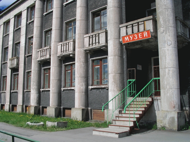 Early 2010's. Medvezhegorsk. Hotel