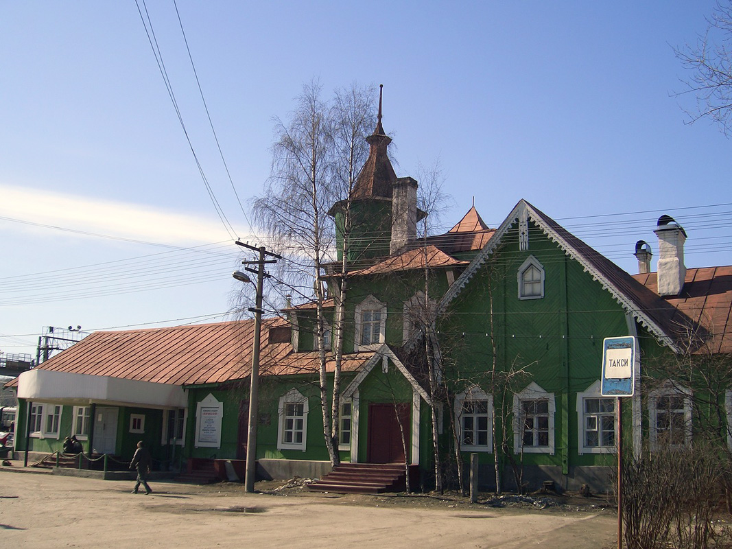 April 26, 2006. Medvezhegorsk