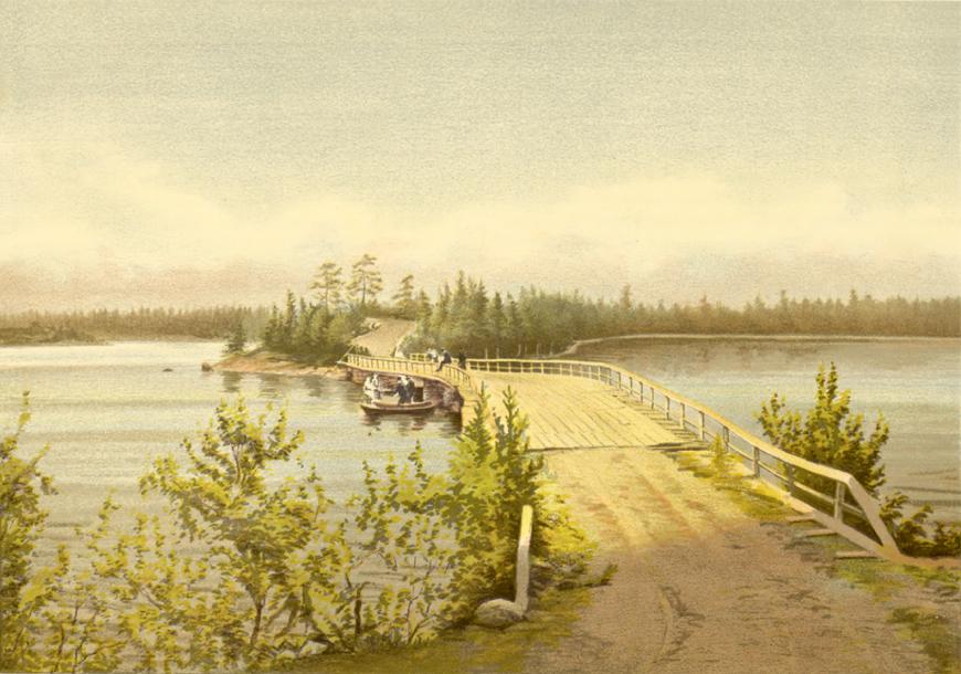 1890-е годы. Толваярви