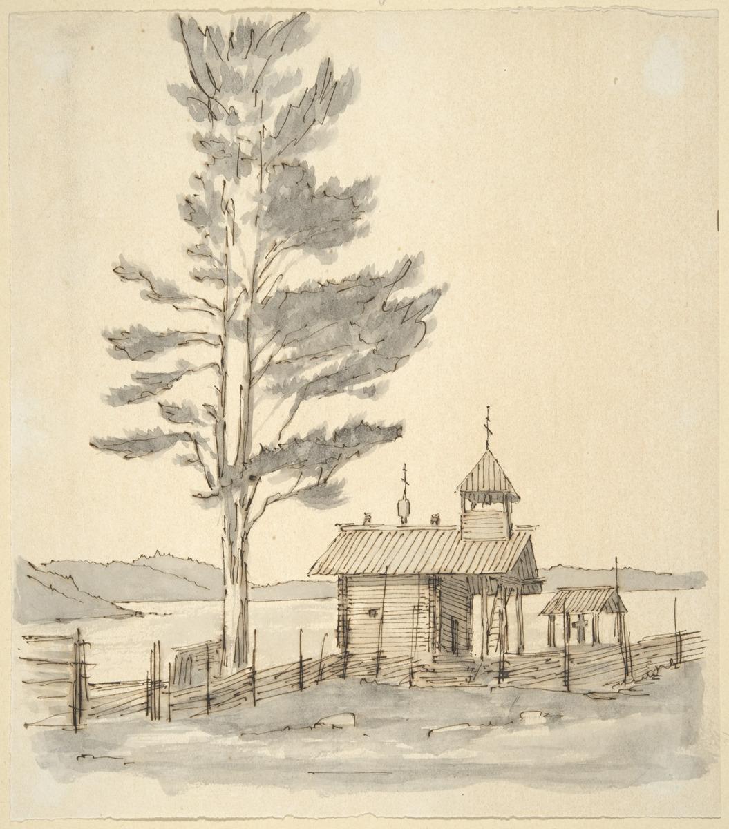 1880. Tolvajärven ortodoksisen Profeetta Elian tsasouna