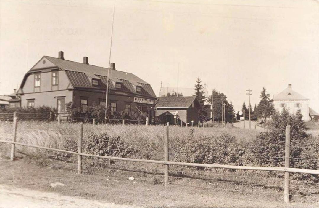 1935. Kirkonkylä