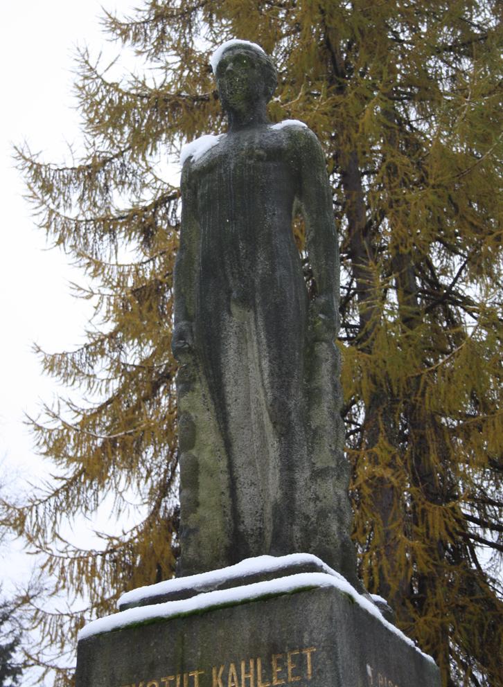 27 октября 2016 года. Некрополь воинов свободы и соплеменных воинов