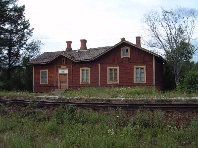 Late 2000's. Niva Railway Station