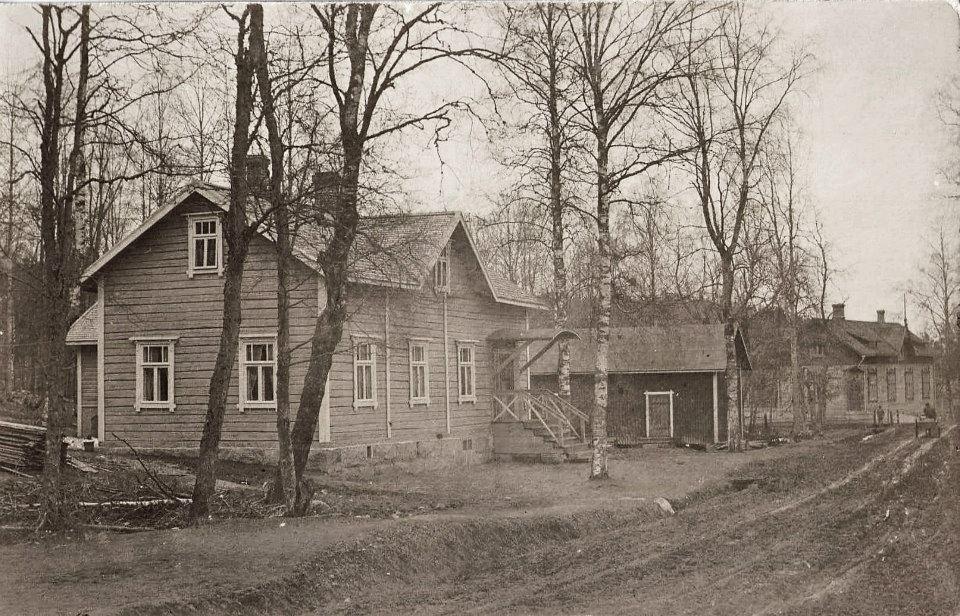 1900-luvun alussa. Jaakkima