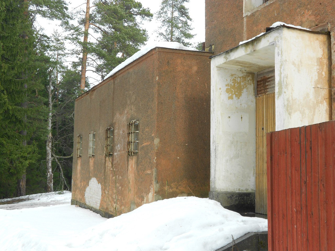 April 2012. Lahdenpohja