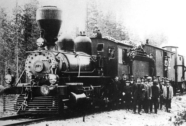 1920-е годы. Станция Лахденпохья