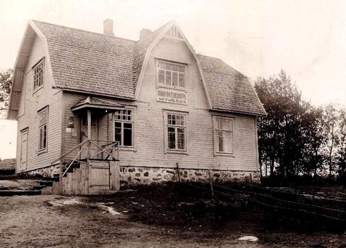 1930-luvun. Metsämiklin Osuuskauppa