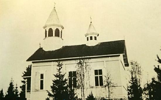 1930-luvun. Miklin ortodoksien rukoushune