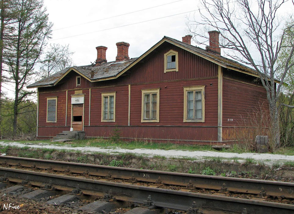 May 21, 2006. Niva Railway Station
