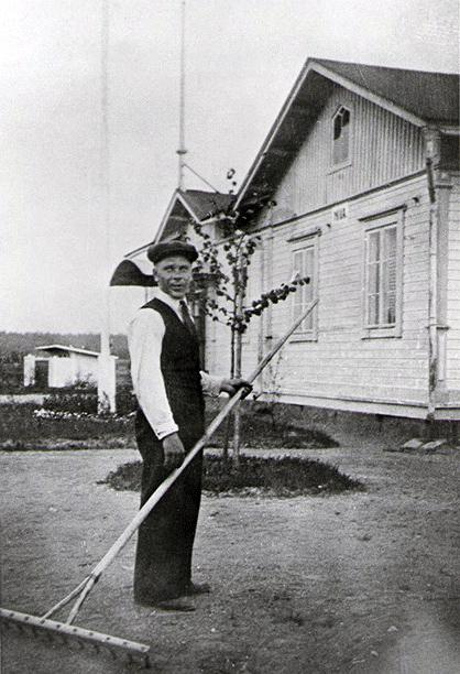 1930-luvun. Nivan asema