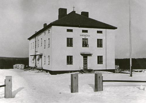 1938. Nivan kansakoulu