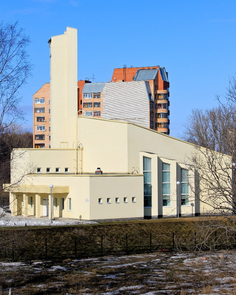 March 13, 2012. Lutheran church in Petrosavodsk