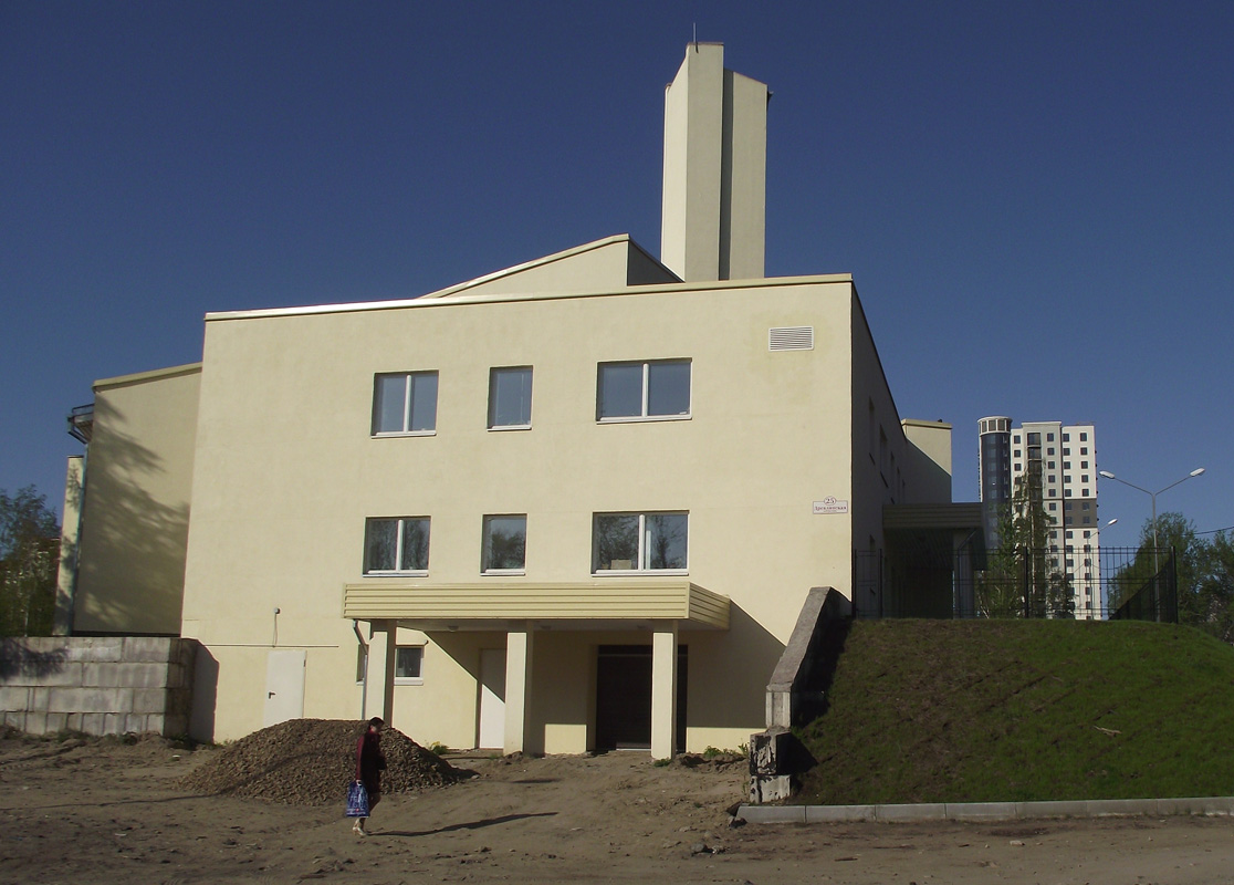 May 24, 2012. Lutheran church in Petrosavodsk