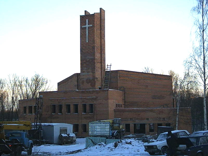 2006. Lutheran church in Petrosavodsk