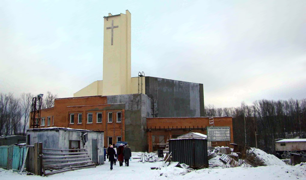 2008. Lutheran church in Petrosavodsk