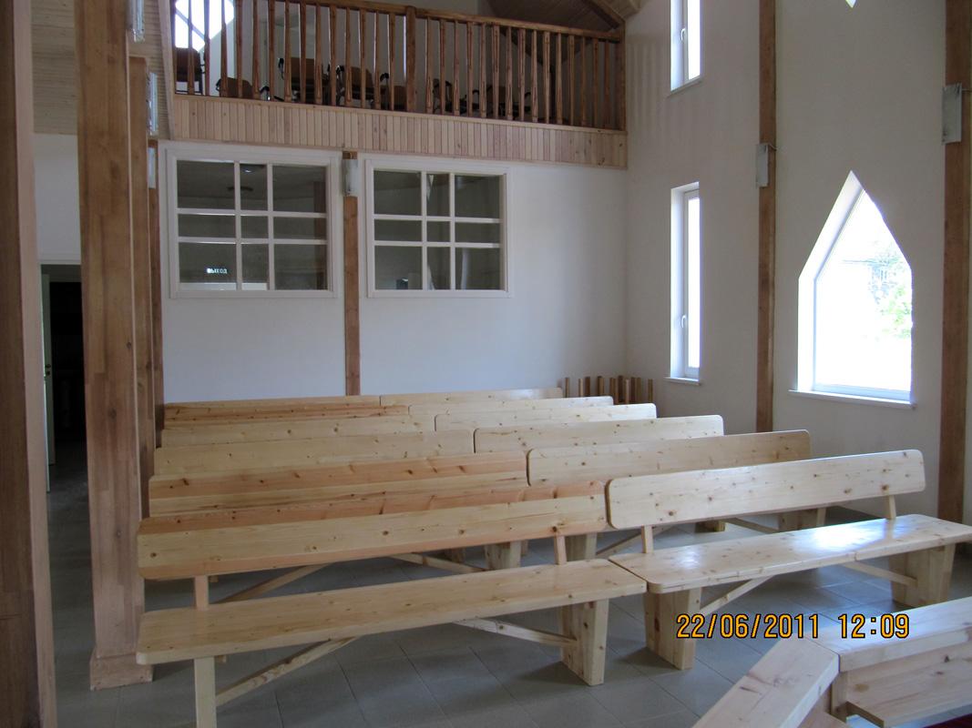 22. kesäkuuta 2011. Läskelän luterilainen kirkko