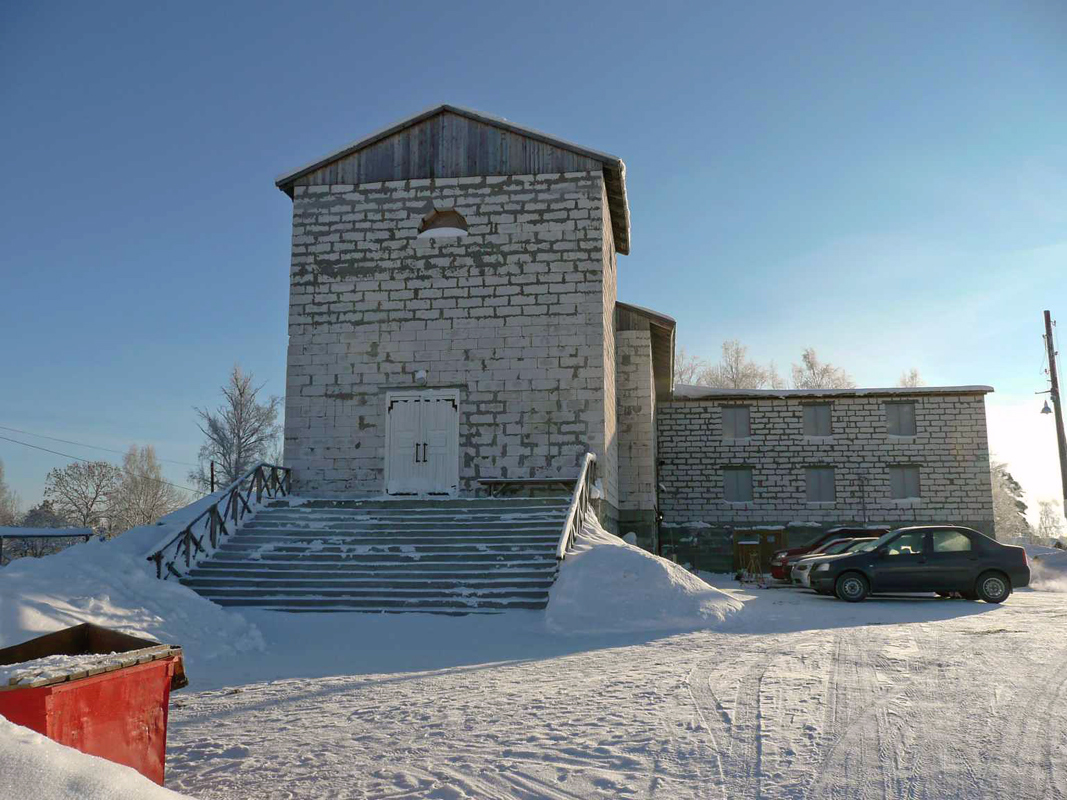 2011. Lutheran church in Ruskeala