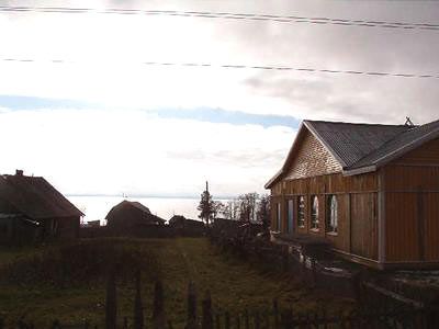October 2003. Lutheran Church in Novye Peski