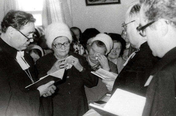 July 7, 1979. Paul Saar served as pastor of the Petrozavodsk parish from July 7, 1979 to January 20, 1992