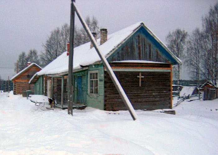 2006. Parish house in Sodder
