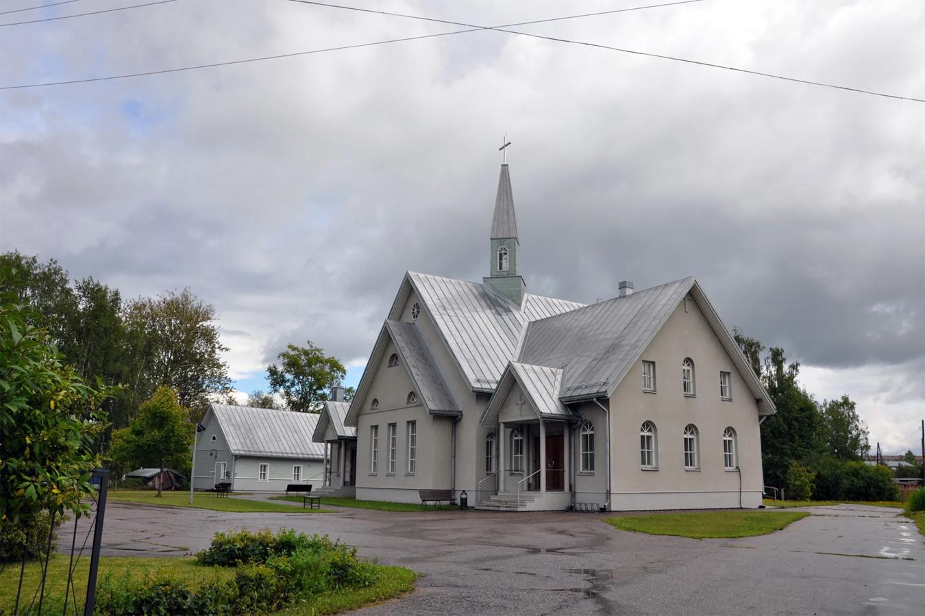 2018. Aunuksen luterilainen kirkko